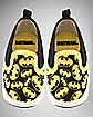 Canvas Batman DC Comics Baby Shoes