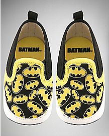 Canvas Batman DC Comics Baby Shoes