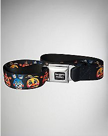 Character Five Nights at Freddys Seatbelt Belt