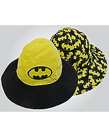Reversible Batman Baby Bucket Hat