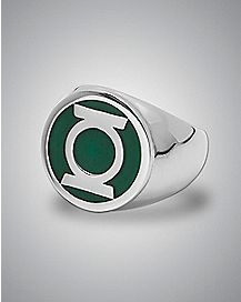 Logo Green Lantern Ring