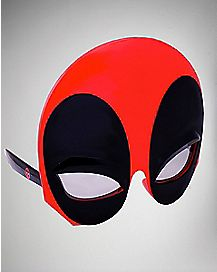 Deadpool Sunstache - Marvel Comics