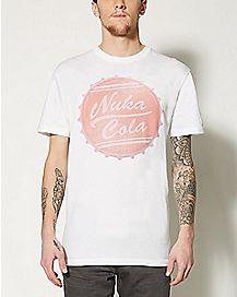 Nuka Cola Fallout T Shirt