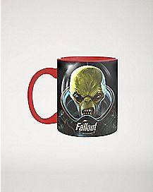 Alien Fallout Mug 20 oz