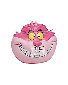 Cheshire Cat Jewelry Box - Alice in Wonderland