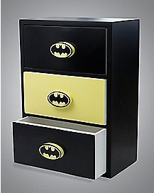3 Drawer Batman Jewelry Box