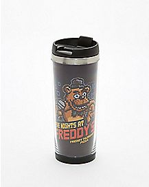 Microphone Five Nights at Freddy's Travel Mug