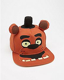 3D Five Nights At Freddy's Snapback Hat