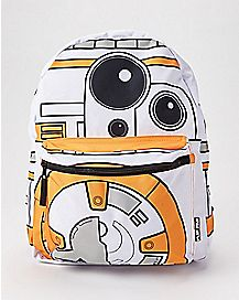 Flip Pak Reversible BB8 Stormtroopers Star Wars Backpack