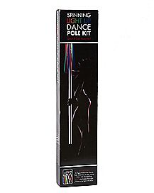 Spinning Light Up Dance Pole