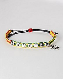 4:20 By Sublime Rasta Bracelet