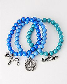 4:20 By Sublime Charm Bracelet 3 Pack