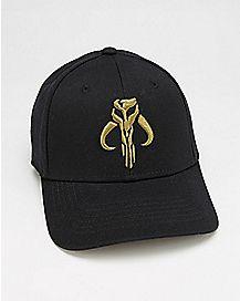 Mandalore Star Wars Curved Brim Hat