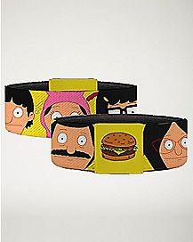 Group Bob's Burgers Elastic Bracelet