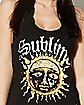 4:20 By Sublime Sun Fringe Tank