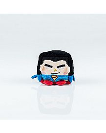 Superman DC Comics Kawaii Cube Collectible Plush - 2.25 Inches