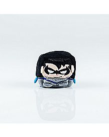 Nightwing DC Comics Kawaii Cube Collectible Plush - 2.25 Inches