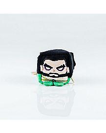 Aquaman DC Comics Batman V Superman Kawaii Cube Collectible Plush - 2.25 Inches