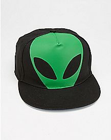 Alien Illegal Snapback Hat