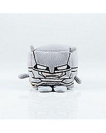 Armored Batman DC Comics Kawaii Cube Collectible Plush - 4 Inches