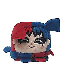 Harley Quinn Suicide Squad Kawaii Cube Collectible Plush - 8 Inches