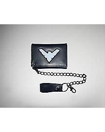 Nightwing Chain Wallet