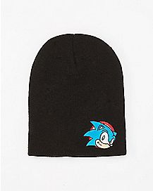 Sonic The Hedgehog Slouch Beanie Hat