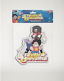 Group Steven Universe Car Magnet