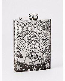 Occult Flask - 8 oz