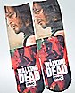 Sublimated Daryl Walking Dead Knee High Socks