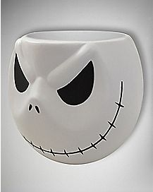 Jack Skellington Nightmare Before Christmas Can Cooler