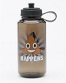 Shit Happens Water Bottle - 32 oz.