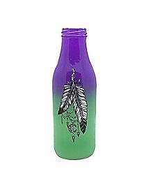 Feather Milk Bottle - 16 oz.