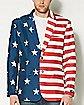 USA Stars And Stripes Jacket