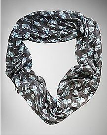 Chesire Cat Infinity Scarf - Alice in Wonderland