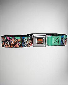 Bobs Burgers Seatbelt Belt
