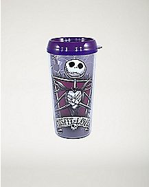 Jack Skellington Travel Mug 16 oz. - Nightmare Before Christmas