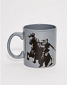 Shadow Link Mug 20 oz - The Legend Of Zelda