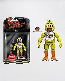 Chica Action Figure - Five Nights at Freddy's