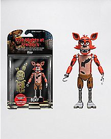 Foxy Five Nights At Freddys Action Figure