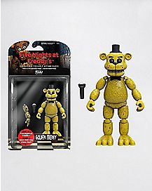 Freddy Funko Golden Action Figure 5 Inch - Five Nights at Freddy's Action Figure
