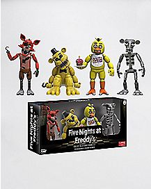 Funko Figure Set - Five Nights At Freddy's