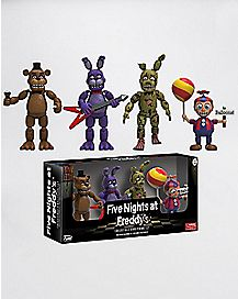 Funko Characters Five Nights At Freddy's Figure Set