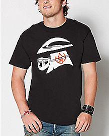 Footclan Helmet T Shirt - TMNT