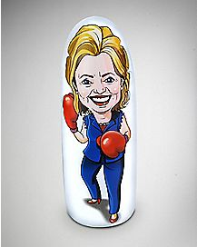Inflatable Hillary Bop Bag 12 inch
