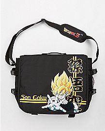 Goku Dragonball Z Messenger Bag