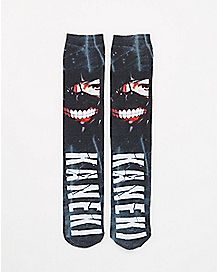 Mask Tokyo Ghoul Crew Socks