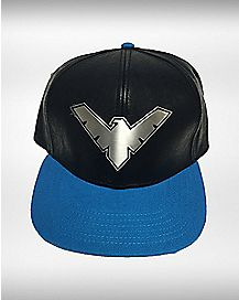 Nightwing Snapback Hat