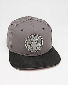 Assassins Creed Snapback Hat