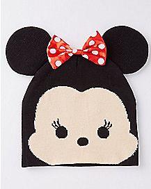 3D Tsum Tsum Minnie Mouse Beanie